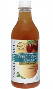 Healthkart Apple Cider Vinegar with Mother