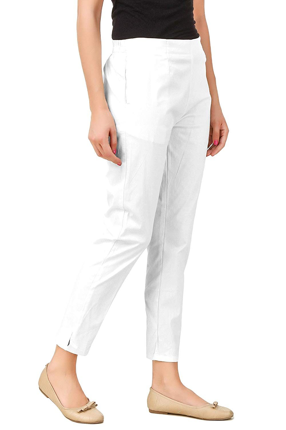 white trousers for women